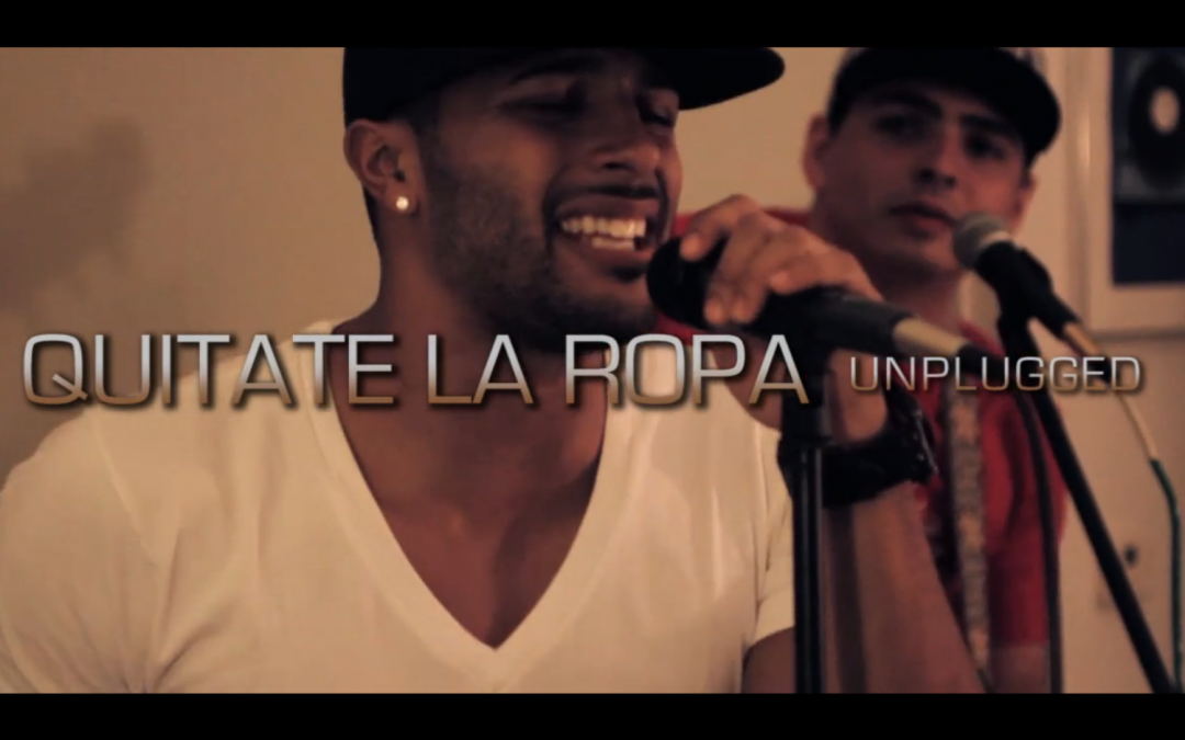 "Elijah King – ""Quitate La Ropa (Unplugged)"""