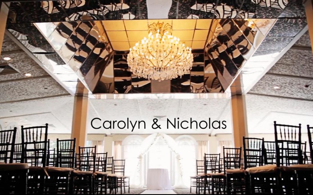 Carolyn & Nicholas's Wedding Day