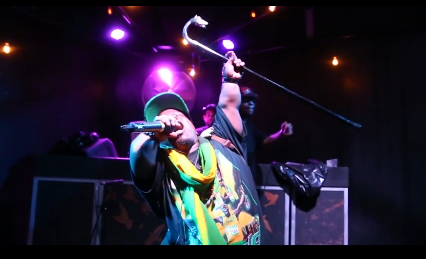 The Geto Boys Show and Interview
